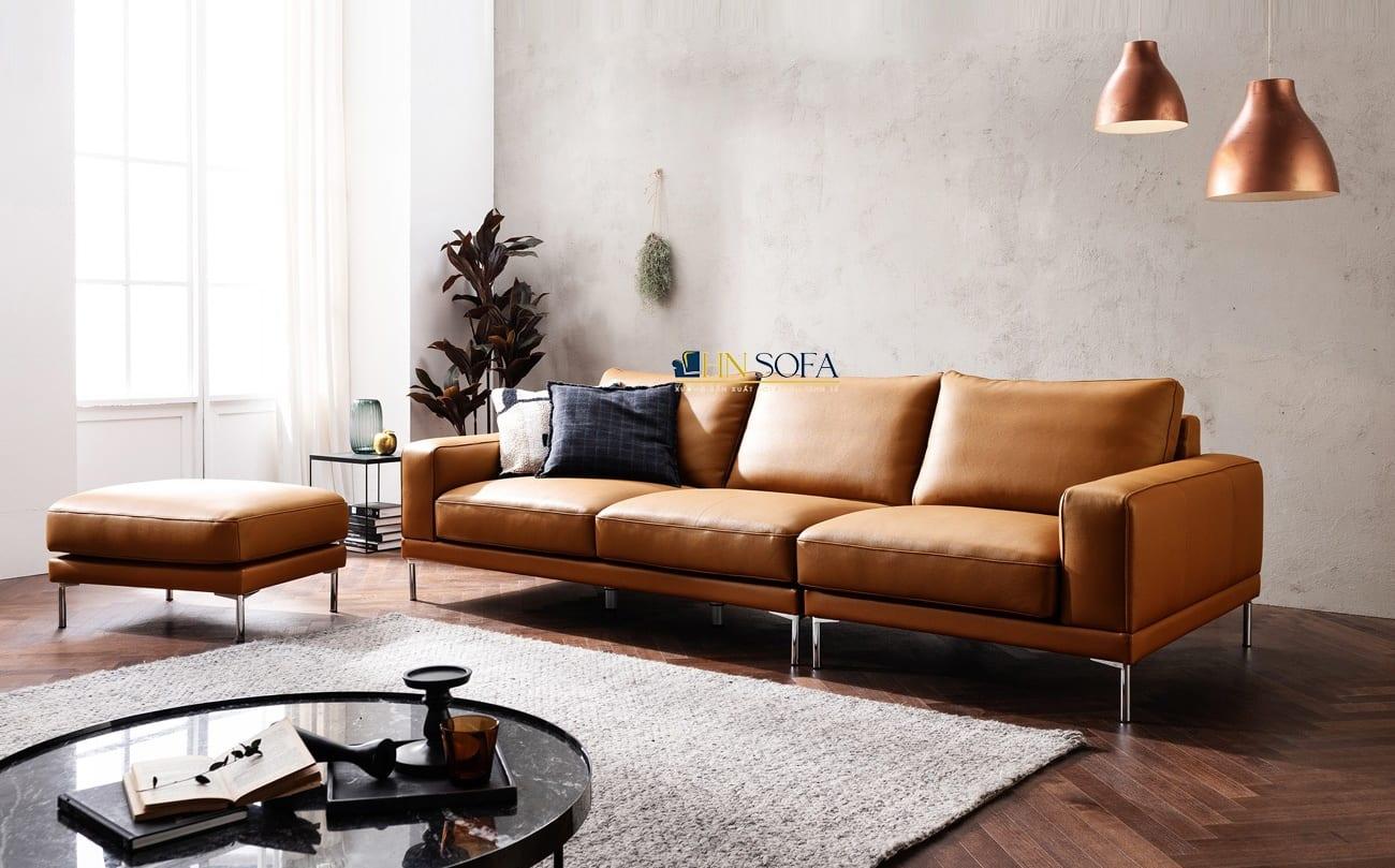 Mẫu sofa da đẹp 3