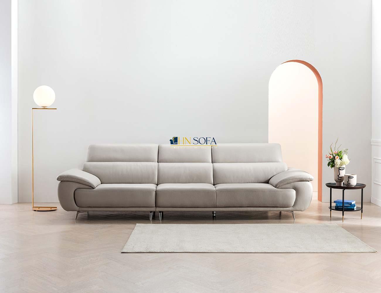 Giá sofa da tại xưởng rẻ hơn 15 - 20%